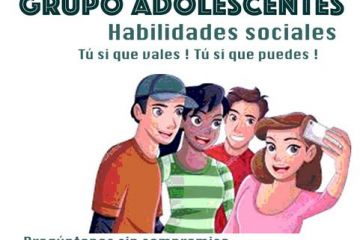 Taller Habilidades Sociales Adolescentes